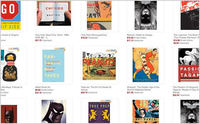 Chip Kidd Books on Amazon