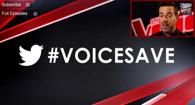 VoiceSave instruction example
