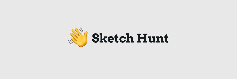 Sketch Hunt is now back to @jydesign blog