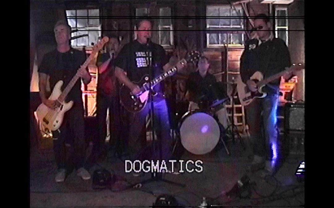 The Dogmatics video She's the One
