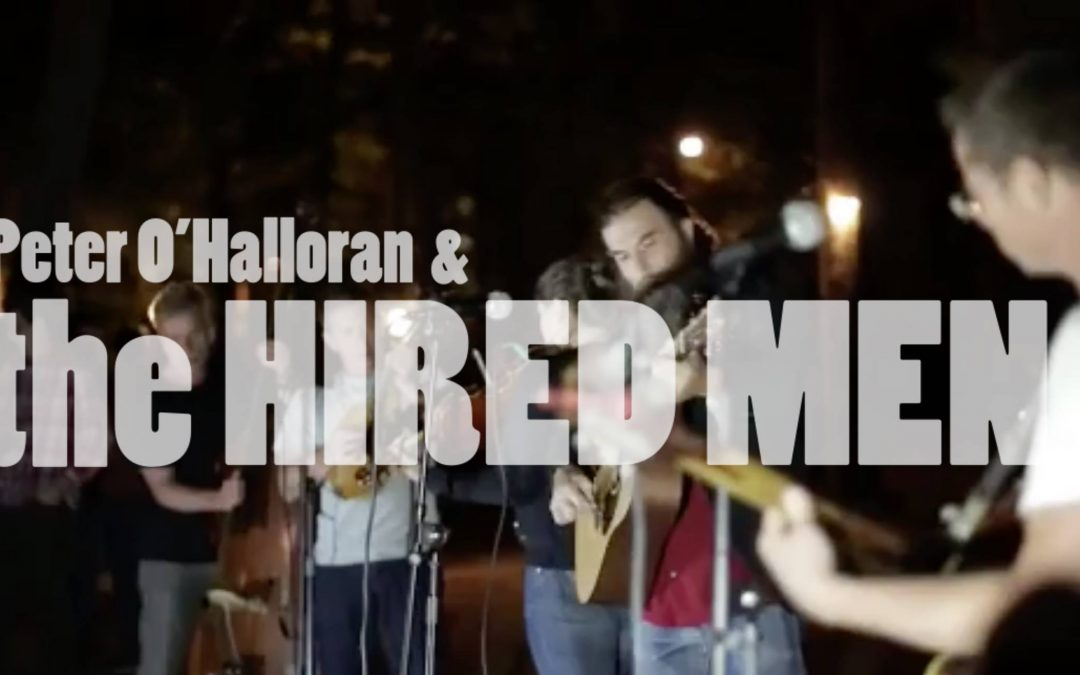The Hired Men Practice Recordings released on Rum Bar Records