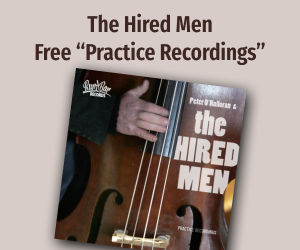 The Hired Men Free Practice Recordings