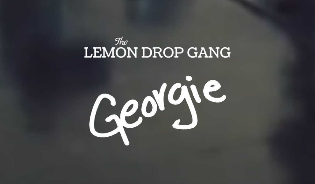 Band Logo Reboot and CD Label Design for The Lemon Drop Gang