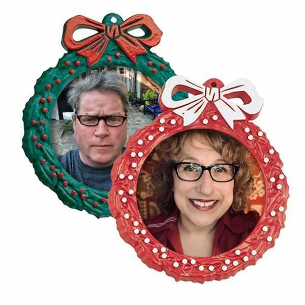 Berk/Lehane Ornaments promo