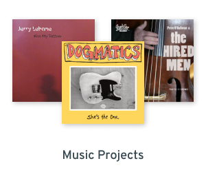 Music Projects with James Young